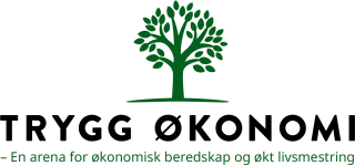 Logo av Trygg Økonomi - Smartskolen i personlig økonomi